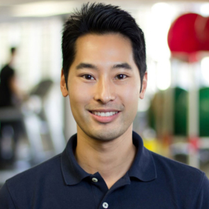 Treloar Physiotherapy Clinic: Curtis Wong