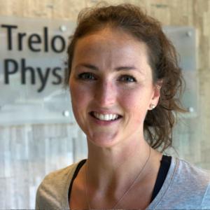 Treloar Physiotherapy Clinic: Elizabeth de Jong Westman
