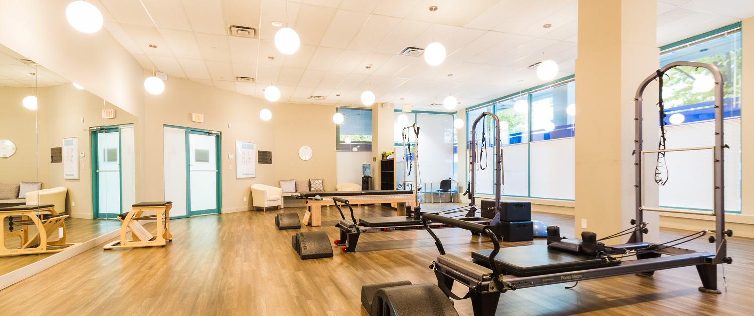 Treloar Physiotherapy Clinic: Cambie & 8th Clinical Pilates