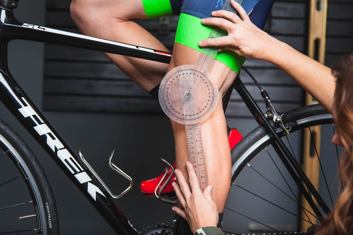 What Is Dynamic Bike Fitting - Treloar Physiotherapy Clinic